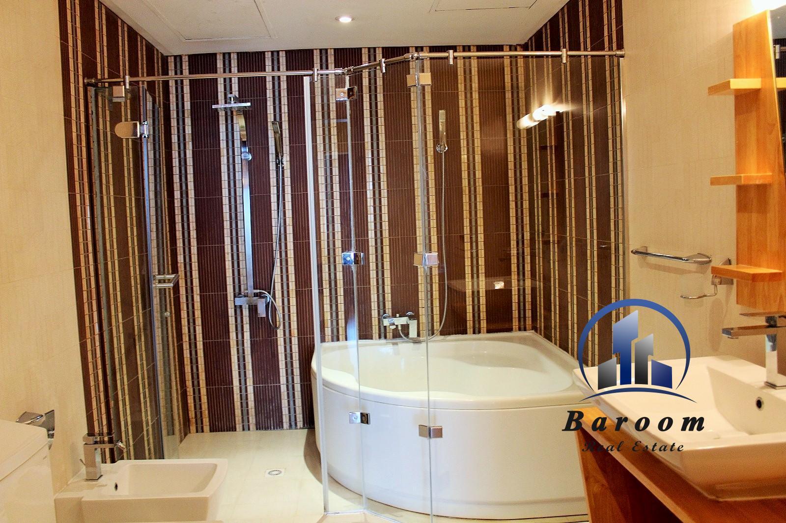 4 Bedroom Dublex Amwaj 10